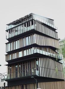 Tokyo Tourism Building