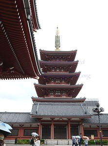 Tour of Tokyo Metropolitan building, Asahi Building, BanDai Toys store, Asakusa Karinarimon Gate, through the streets, to Sensoji Temple, ending in Asakusa Shinto Shrine.