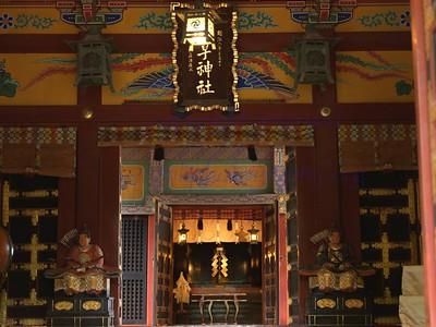 Shinto Shrine of Asakusa Shrine