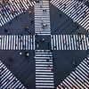 Intersection crossing at Ginza.