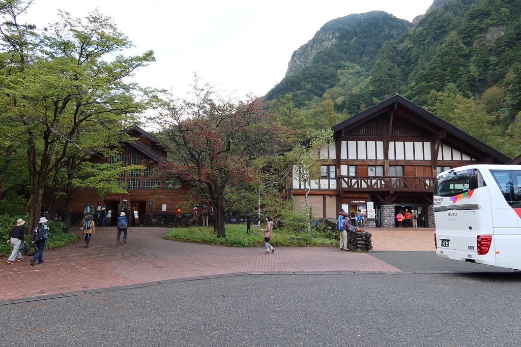 Kamikochi center