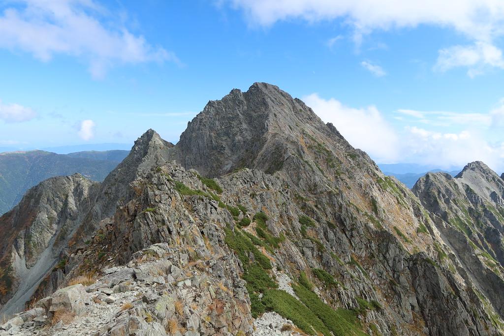 Ridge to Oku-Hodaka
