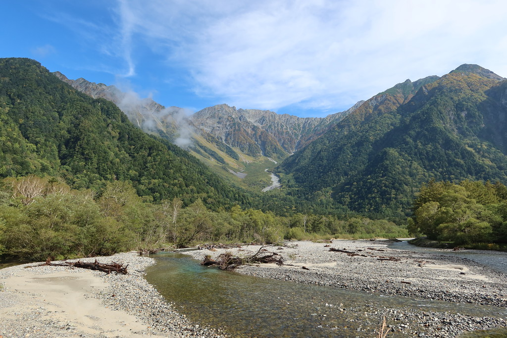 Hodaka Range and Kamikochi