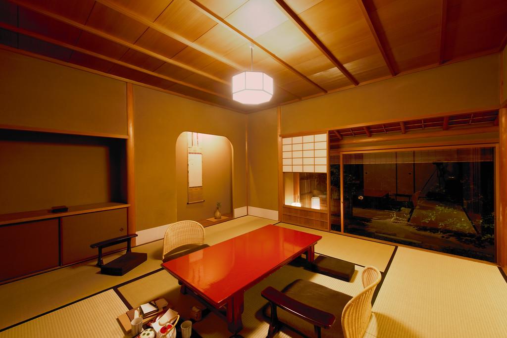 Room at Tawarya Ryokan