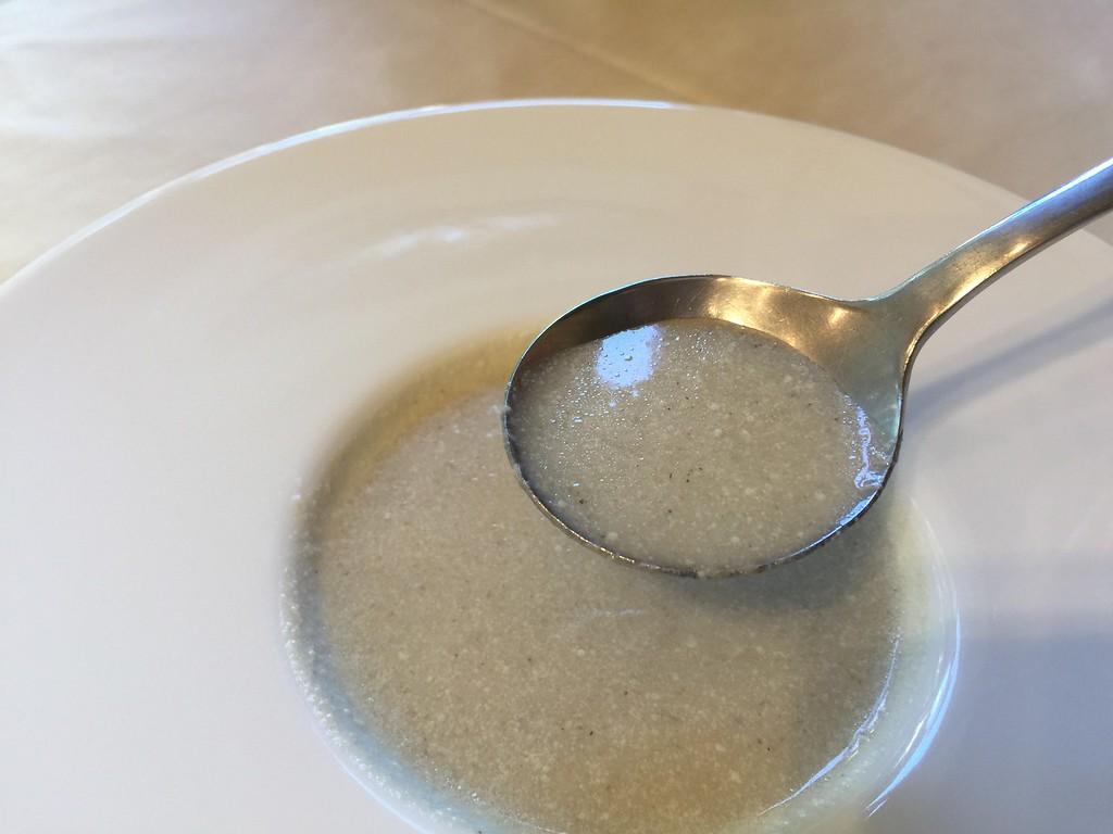 Burdock-root soup