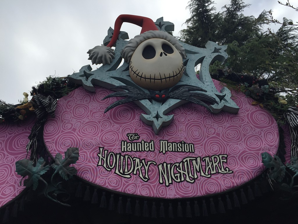 The Holiday Nightmare Haunted Mansion