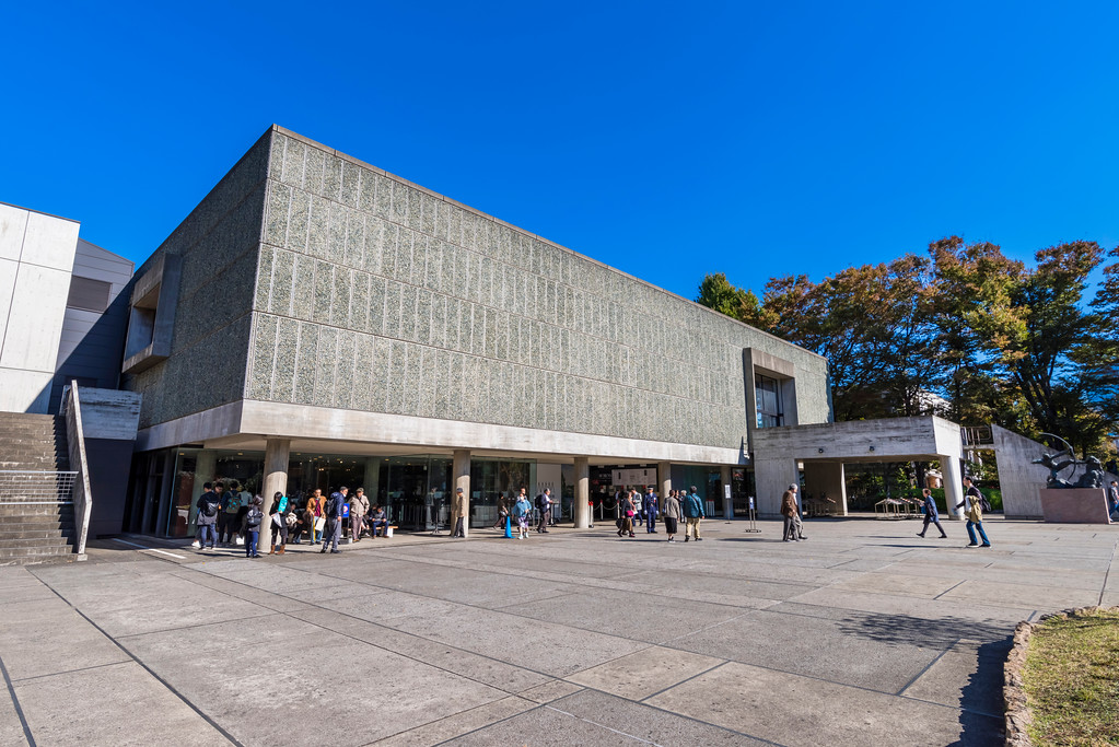 National Museum of Western Art in Tokyo. Editorial credit: picture cells / Shutterstock.com