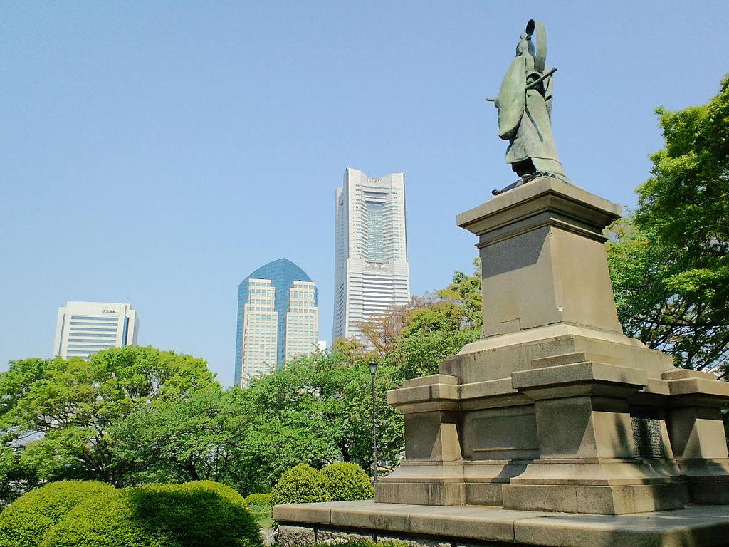 Kamon-yama Park. Hiroyuki0904 / Wikimedia Commons