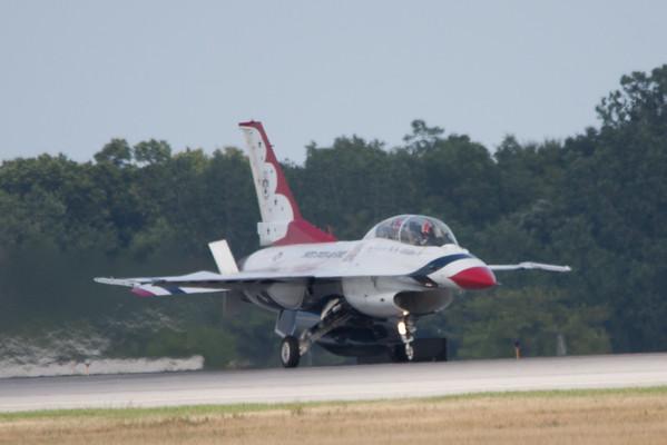 Toledo Air Show - T-Birds