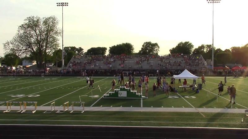 11 - awards girls long jump - Micah Johnston