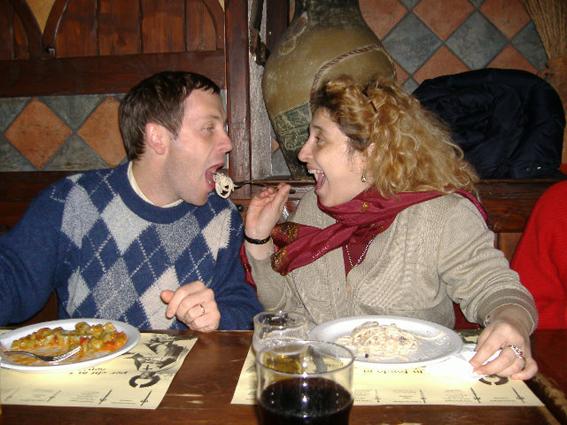 Birreria Avalon: raduno del dicembre 2006 Due cuori e uno smial