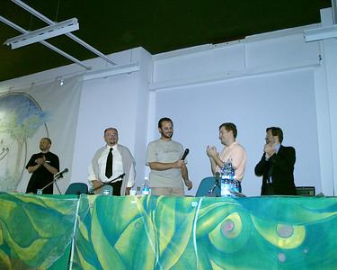 2003, X-Hobbiton. Un Araldo, un Traduttore, un Proudneck!