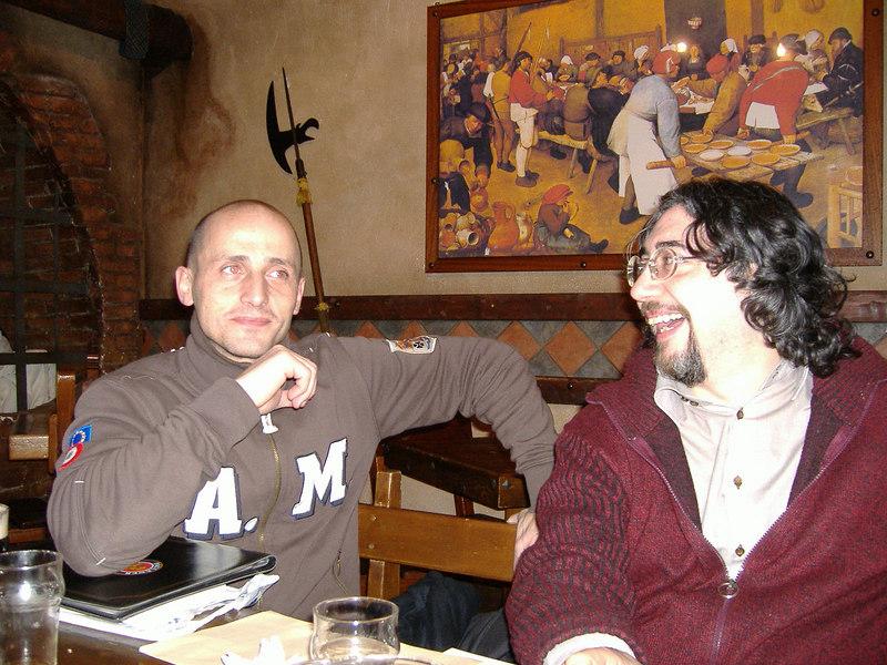 Gennaio 2006 Avalon. Gg e Balin.