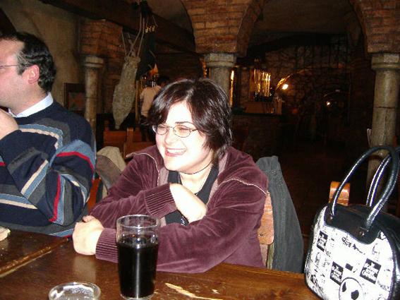Birreria Avalon: raduno del dicembre 2006 - Ridi, ridi... che fuori ti stanno rubando la macchina! (amaro commento & foto by Hirilaelin)