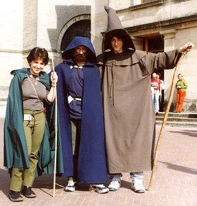 Un trio mitico