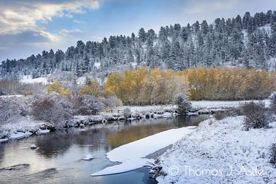 Fall-Winter Interface, Montana