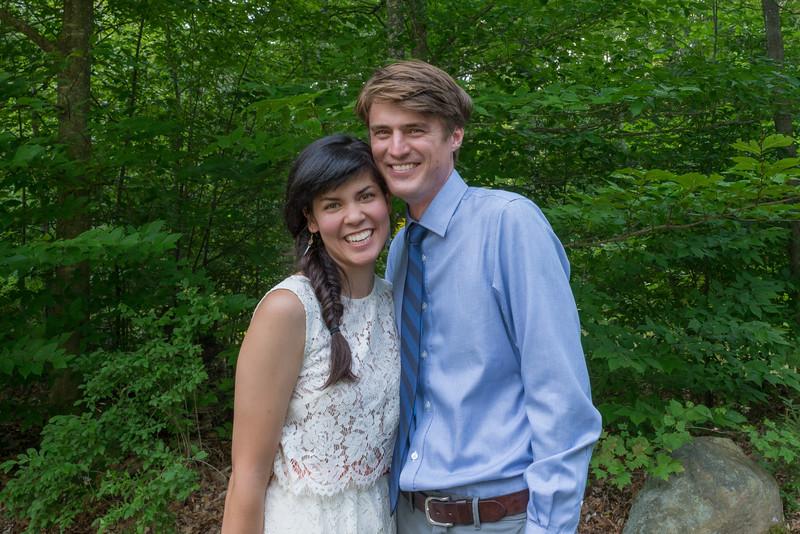 Tom &  Aubrey Wedding