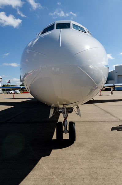 A revitalized 50 year old DC 9.
