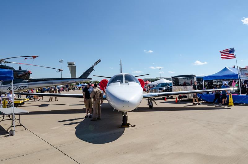 DEA Cessna Citation B