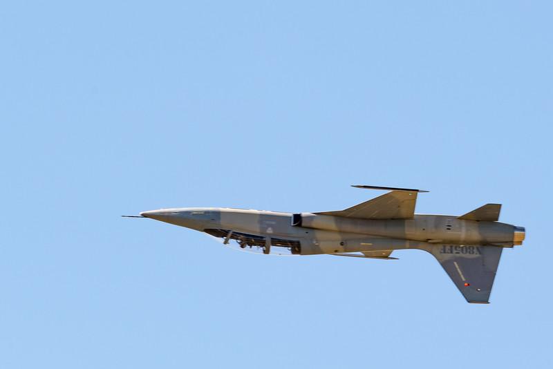 F-5B airshow