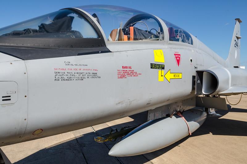 F-5BTigershark