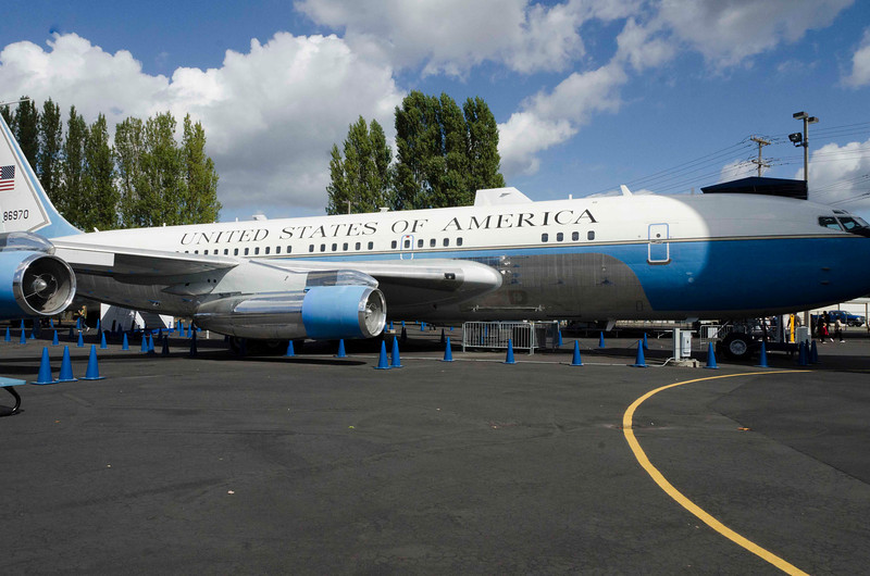 Boeing VC 137B Air Force One