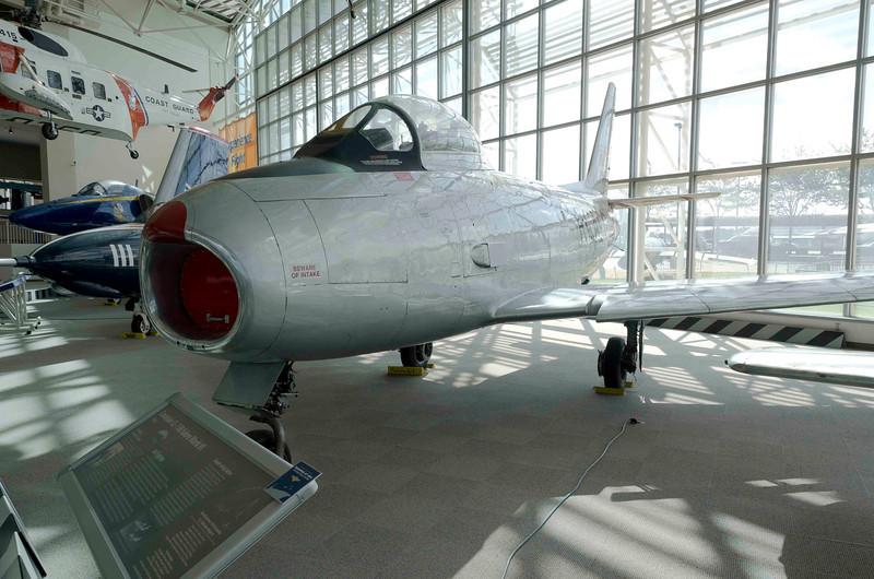 Canadair Sabre Mark VI (F-86)