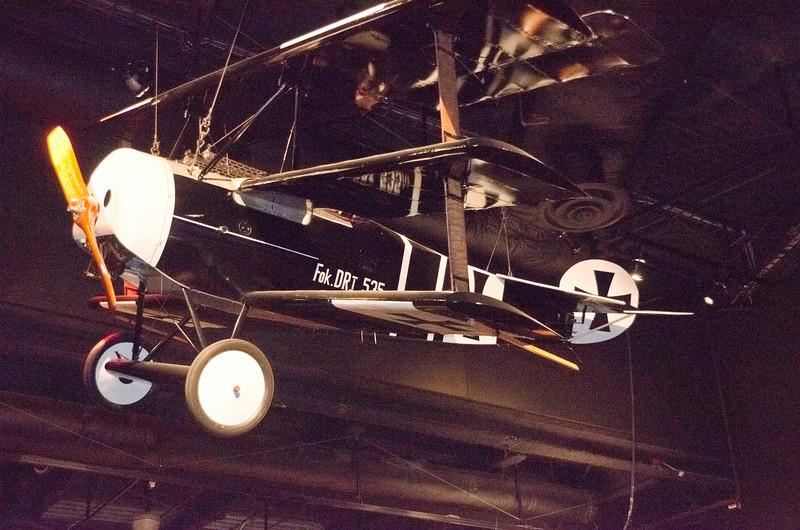 Fokker Dr.I Reproduction