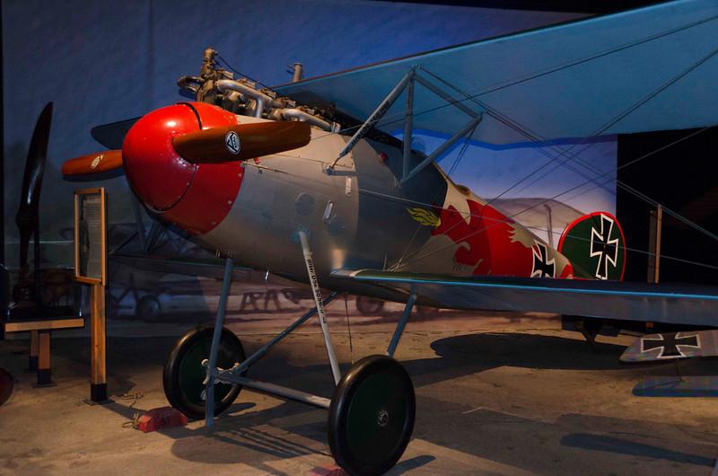 Albatros D.Va (L24) Reproduction