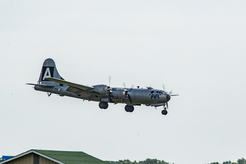 B-29 FiFi from Ft. Worth