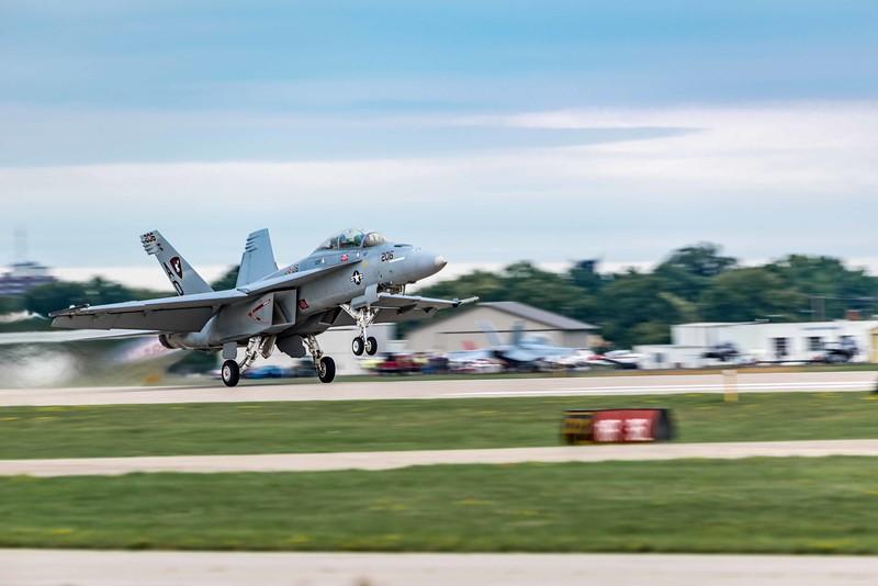 F/A-18F SuperHornet Demo Team