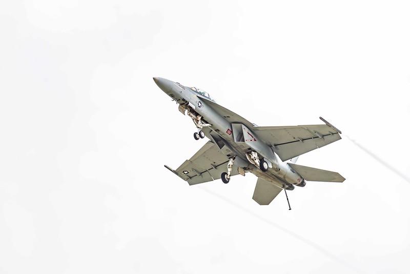 F-18F SuperHornet All Dirty
