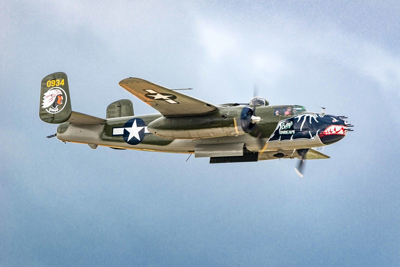 Texas Flying Ledgends B-25 Mitchell
