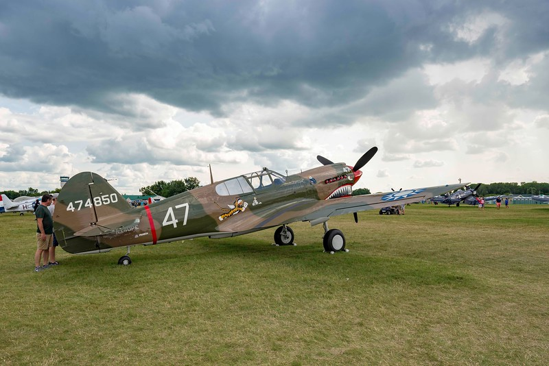 _EC06121 Curtis P-40 Warhawk