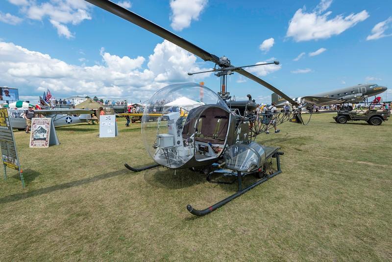 _EC05935 51 Bell 47, Orig MASH TV