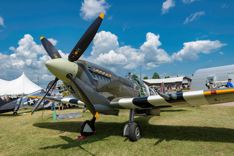 _EC05930 Supermarine Spitfire