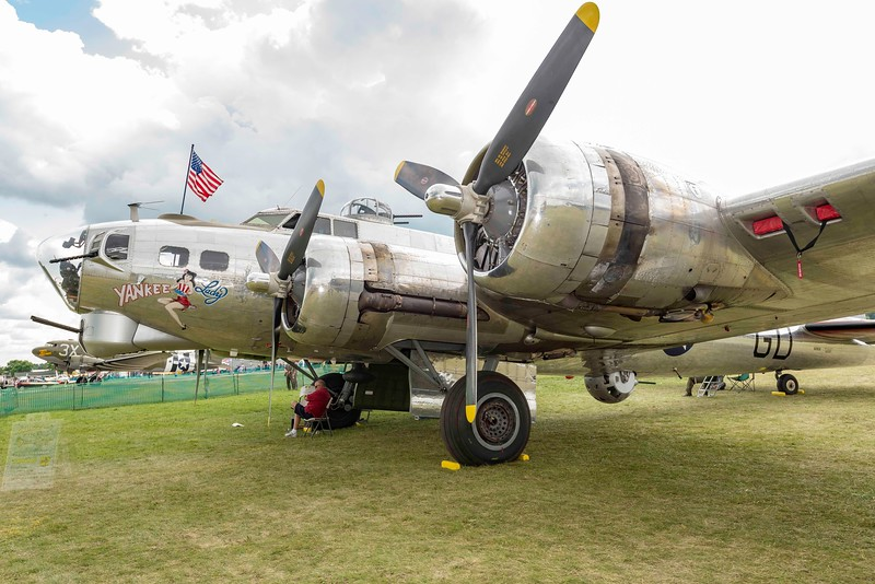 _EC06120 Boeing B-17