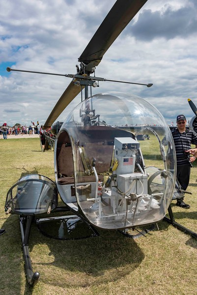 _TOM0138-2 Mash TV Helo 51 Bell-47