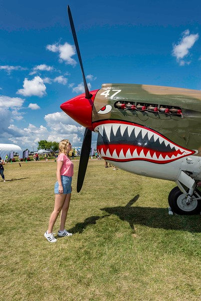 _EC05923 P-40 Warhawk