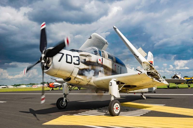 _EC06012 Navy A1-D Starting