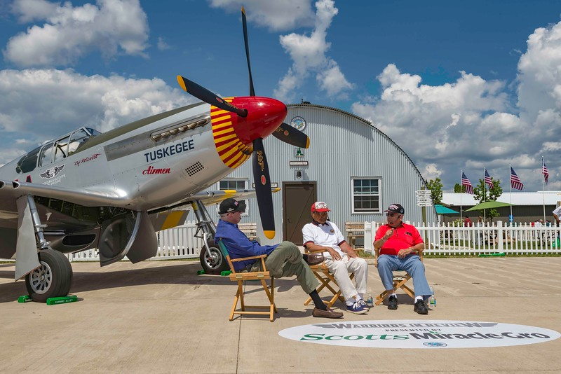 _EC05932 Interview w Tuskegee Pilot