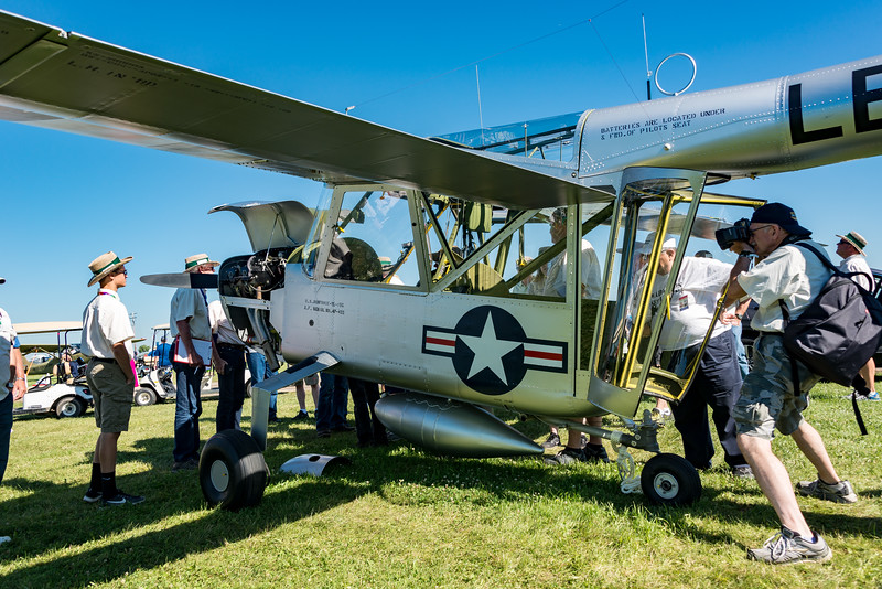 Boeing YP-15 Prototype