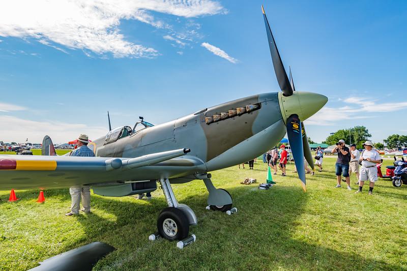 Vickers Spitfire Mk IX