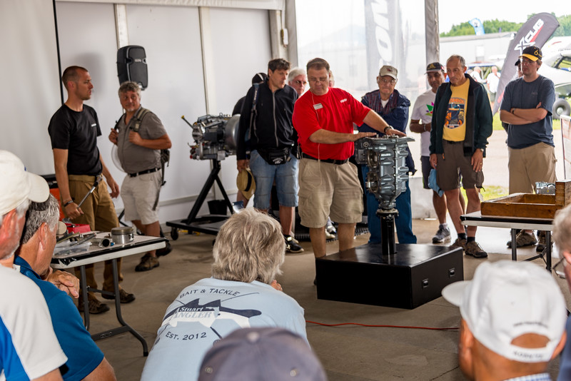 Over 1,000 Classes Offered, Many SRO, Osh17