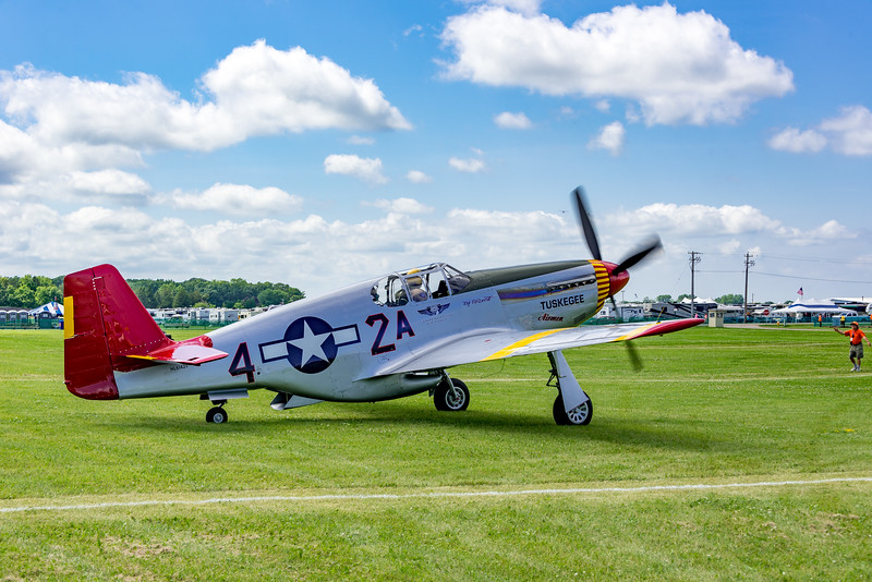 P-51C CAF MN