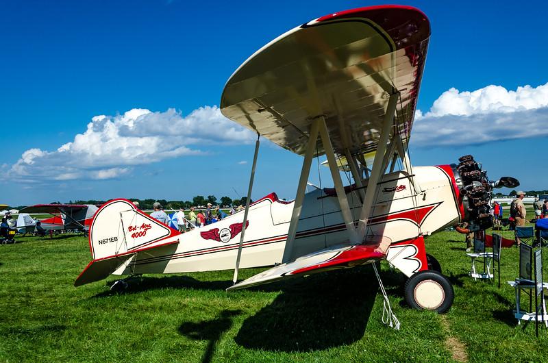 Bel Air 4000, SN 2. by Travel Air