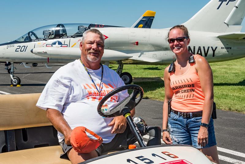 Warbird Flightline Crew