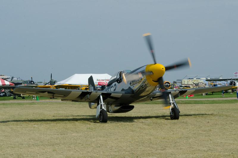P-51 Fleet Taxi