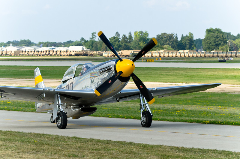 P-51s Set out for showtime