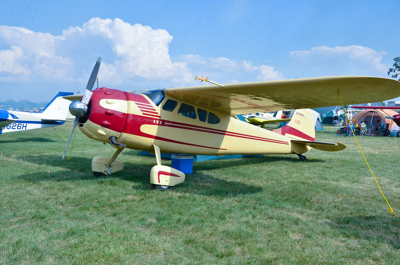 Cessna 195, about 1950